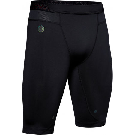 Under Armour HG RUSH LONG SHORTS - Férfi rövidnadrág