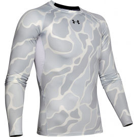 Under Armour HG ARMOUR LS NOV - Men's T-Shirt