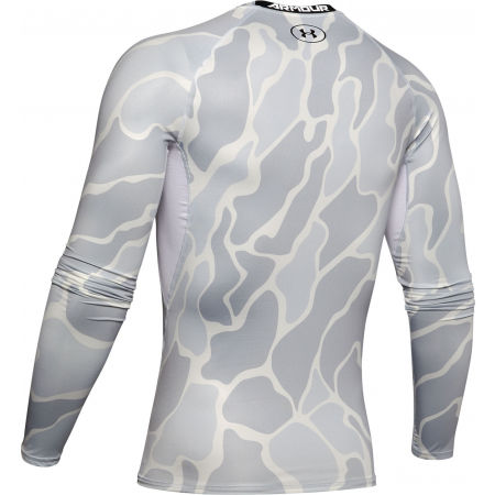Férfi póló - Under Armour HG ARMOUR LS NOV - 2