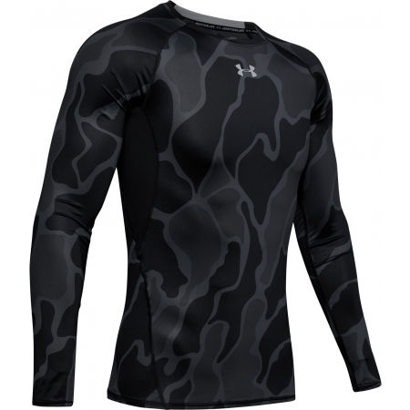 Under Armour HG ARMOUR LS NOV - Férfi póló