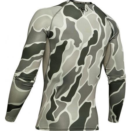 Pánske tričko - Under Armour HG ARMOUR LS NOV - 2