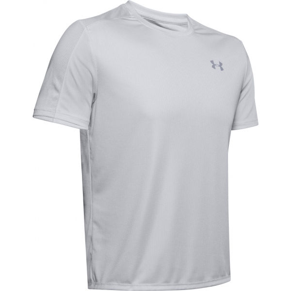 Under Armour SPEED STRIDE SHORTSLEEVE szürke XXL - Férfi póló
