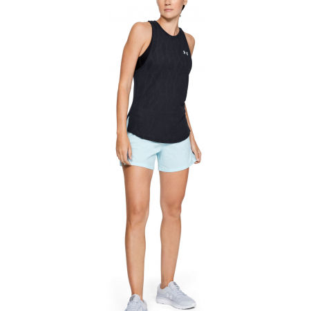 Women's tank top - Under Armour STREAKER 2.0 SHIFT TANK - 6