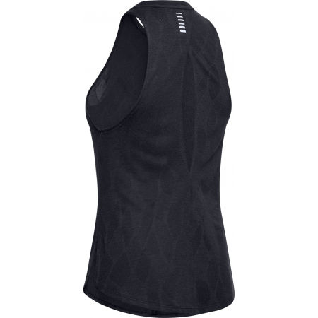 Women's tank top - Under Armour STREAKER 2.0 SHIFT TANK - 2