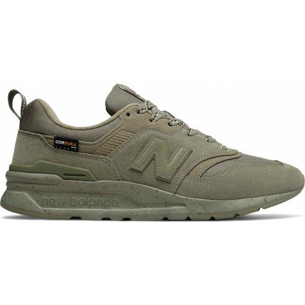New Balance CM997HCX zelená 9 - Pánska voľnočasová obuv
