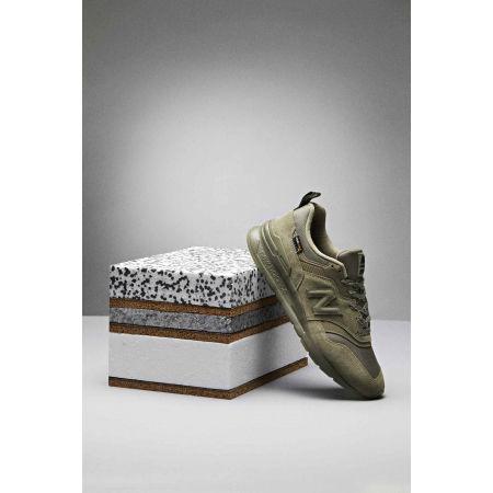 Pánska voľnočasová obuv - New Balance CM997HCX - 5