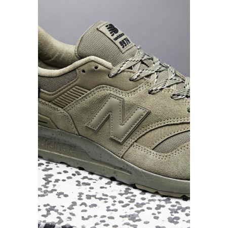 Pánska voľnočasová obuv - New Balance CM997HCX - 7