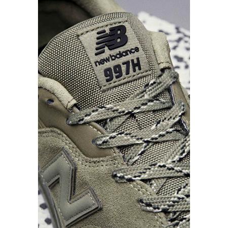 Pánska voľnočasová obuv - New Balance CM997HCX - 8
