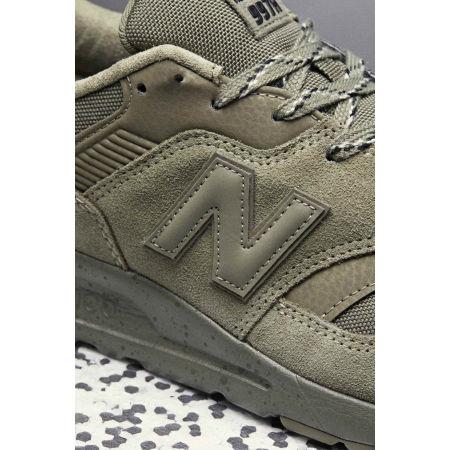 Pánska voľnočasová obuv - New Balance CM997HCX - 9