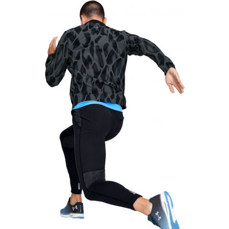 Pánska bunda - Under Armour LAUNCH 2.0 PRINTED JACKET - 5