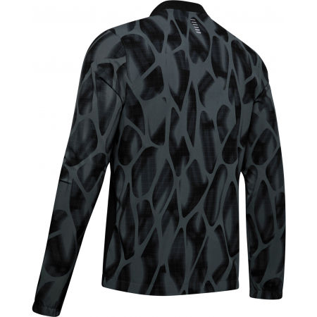 Pánska bunda - Under Armour LAUNCH 2.0 PRINTED JACKET - 2