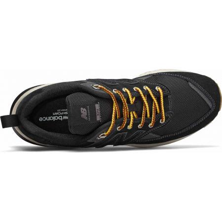Pánska voľnočasová obuv - New Balance MS574ARB - 3