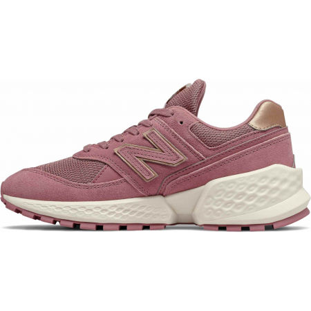 Women's leisure footwear - New Balance WS574ATG - 2