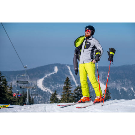 Pánske lyžiarske rukavice - Hannah RAFFY - 3