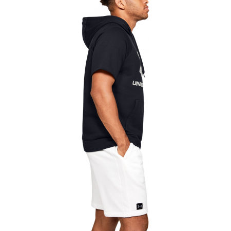 Men's sweatshirt - Under Armour RIVAL FLEECE LOGO SS - 8
