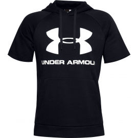 Under Armour RIVAL FLEECE LOGO SS HOODIE - Hanorac bărbați