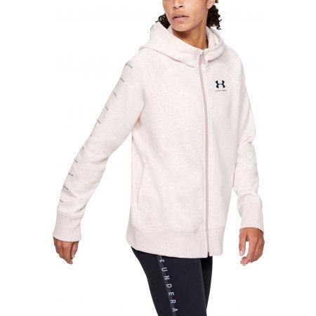 Women's sweatshirt - Under Armour RIVAL FLEECE SPORTSTYLE LC - 4