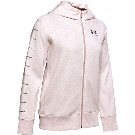 Under Armour RIVAL FLEECE SPORTSTYLE LC - Women's sweatshirt
