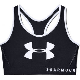 Under Armour ARMOUR MID KEYHOLE GRAPHIC - Dámska podprsenka