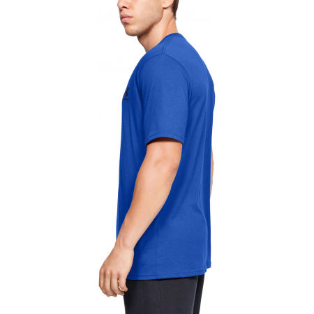Men's T-shirt - Under Armour SPORTSTYLE LC SS - 4