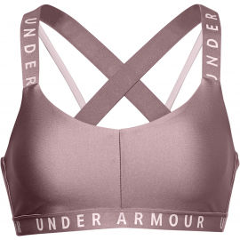 Under Armour WORDMARK STRAPPY SPORLETTE - Biustonosz damski