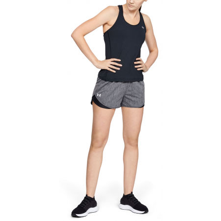 Women's shorts - Under Armour PLAY UP SHORT 3.0 TWIST - 6