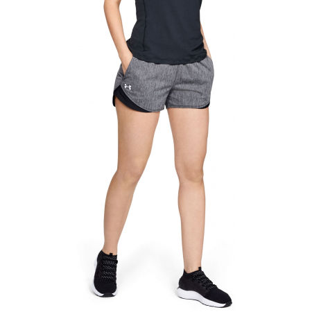 Women's shorts - Under Armour PLAY UP SHORT 3.0 TWIST - 3