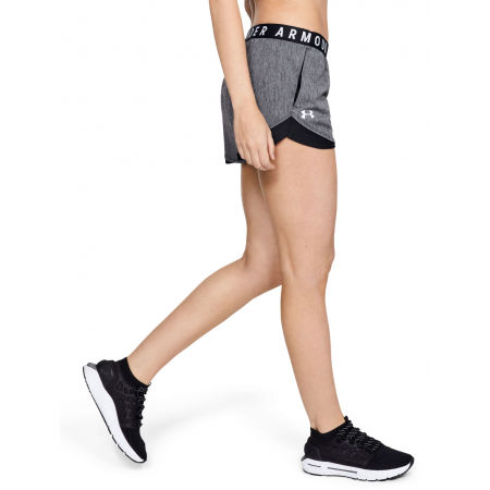 Women's shorts - Under Armour PLAY UP SHORT 3.0 TWIST - 4