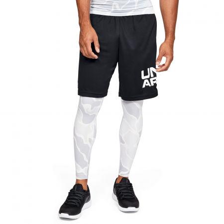 Men's shorts - Under Armour TECH WORDMARK SHORTS - 5