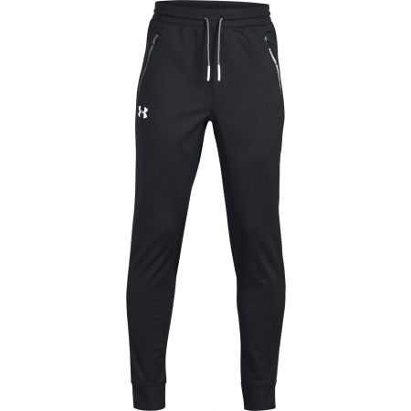 Boys' sweatpants - Under Armour PENNANT TAPERED PANT - 1
