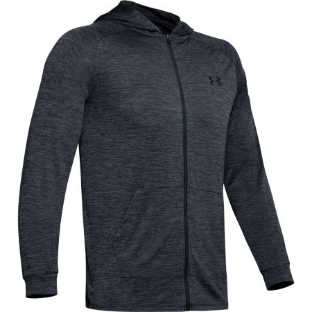 Мъжки суитшърт - Under Armour TECH 2.0 FZ HOODIE - 1