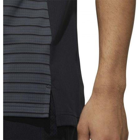 Men's polo shirt - adidas HTRDY CB M PL 1 - 8
