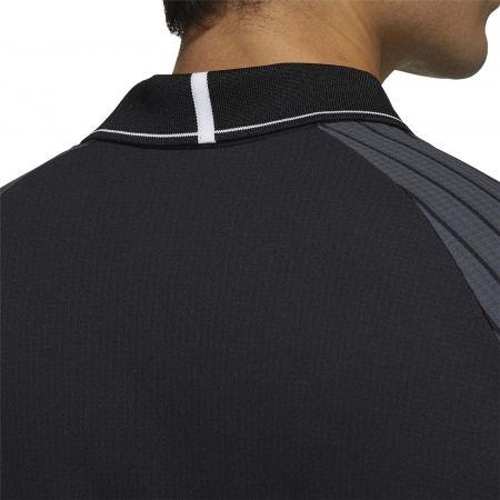 Koszulka polo męska - adidas HTRDY CB M PL 1 - 10