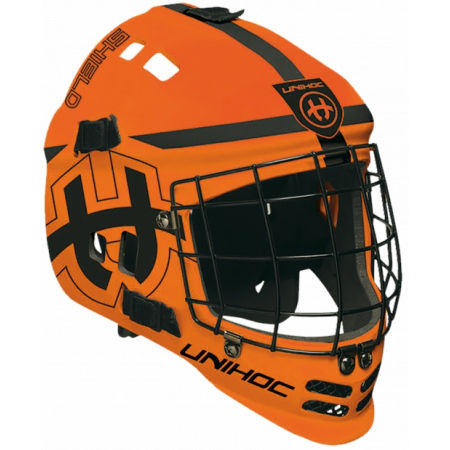 Unihoc SHIELD MASK - Kask do unihokeja