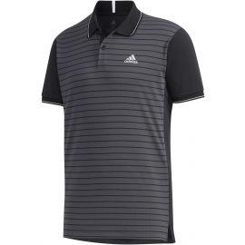 adidas HTRDY CB M PL 1 - Tricou polo bărbați