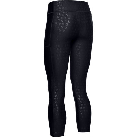 Dámske legíny - Under Armour HAGE ARMOUR PRINTED UNCLE CROP - 2