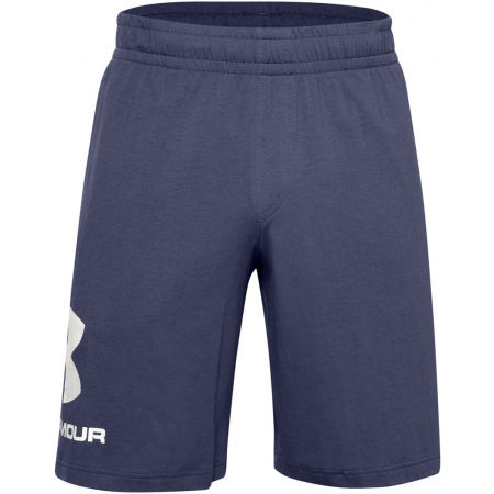 Men's shorts - Under Armour SPORTSTYLE COTTON LOGO SHORT - 4