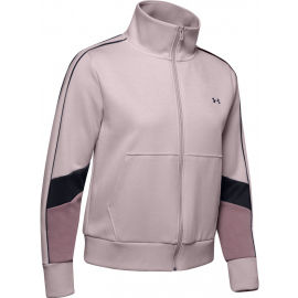 Under Armour DOUBLE KNIT FZ - Hanorac de damă