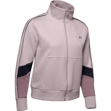 Under Armour DOUBLE KNIT FZ - Bluza damska
