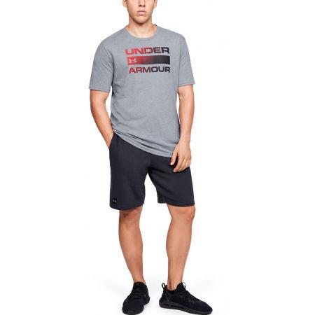 Men's T-shirt - Under Armour TEAM ISSUE WORDMARK SS - 6