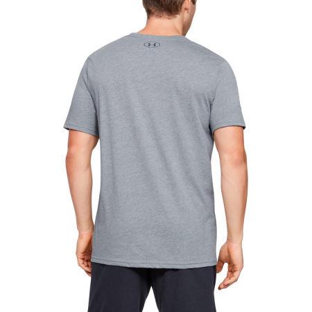 Men's T-shirt - Under Armour TEAM ISSUE WORDMARK SS - 5