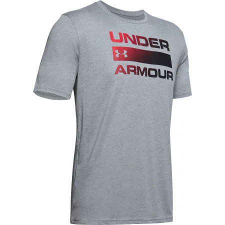 Under Armour TEAM ISSUE WORDMARK SS - Мъжка тениска