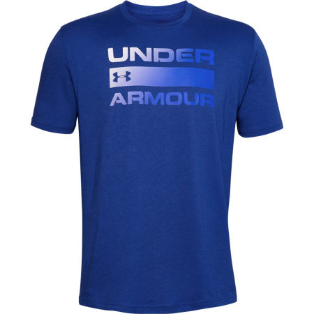 Under Armour TEAM ISSUE WORDMARK SS - Tricou bărbați