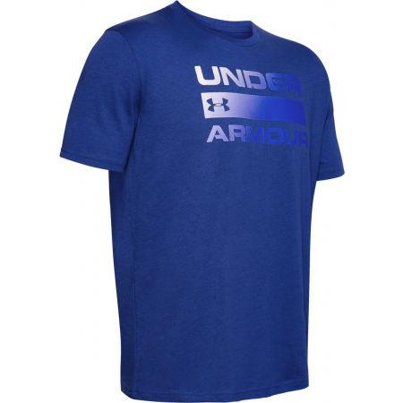 Pánske tričko - Under Armour TEAM ISSUE WORDMARK SS - 4