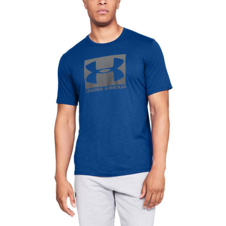 Men's T-Shirt - Under Armour BOXED SPORTSTYLE SS - 3