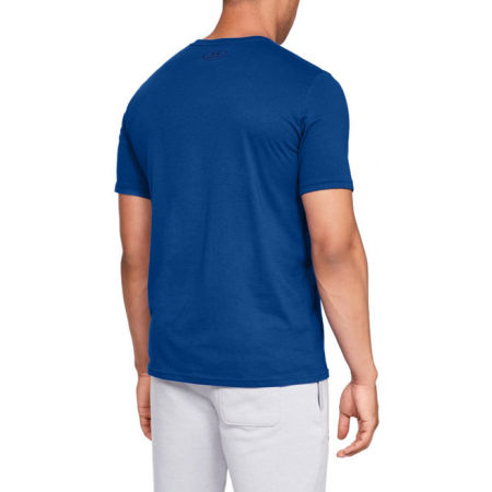 Men's T-Shirt - Under Armour BOXED SPORTSTYLE SS - 4