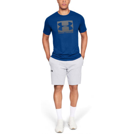 Men's T-Shirt - Under Armour BOXED SPORTSTYLE SS - 5