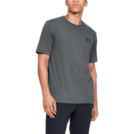 Men's T-shirt - Under Armour SPORTSTYLE LC SS - 3