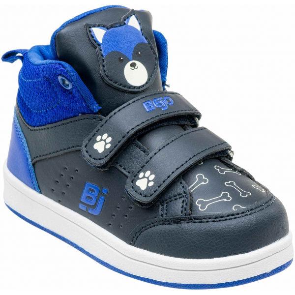 Bejo GODIE KDB tmavě modrá 23 - Dětská volsnočasová obuv
