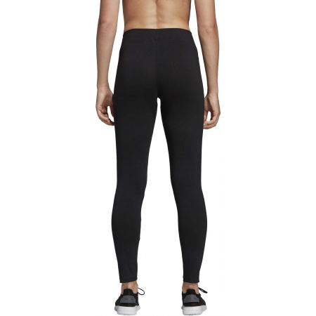 Women's leggings - adidas W E LIN TIGHT - 6